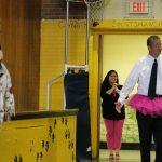 Principal Loses Bet, Wears Tutu