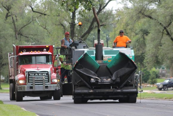 Bristol Twp. Hires Contractor For 2016 Road Resurfacing Project