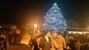 Annual Bristol Borough Tree Lighting A Huge Success