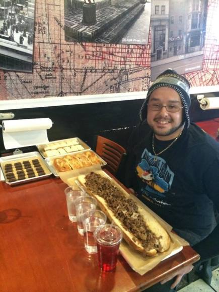 Langhorne Man Ready To Battle In Wing Bowl