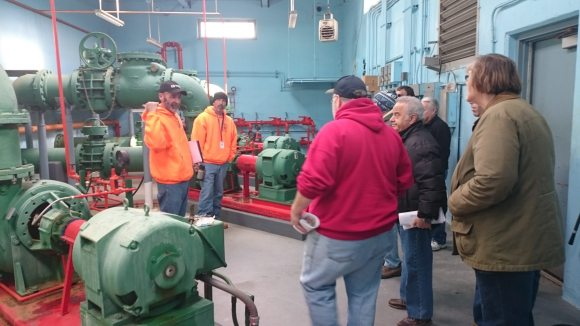 After Rate Hike, Bristol Holds Tour of Sewer Plant