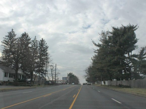 For Levittown Mom, Sidewalks Along New Falls Road Are A Dream Come True