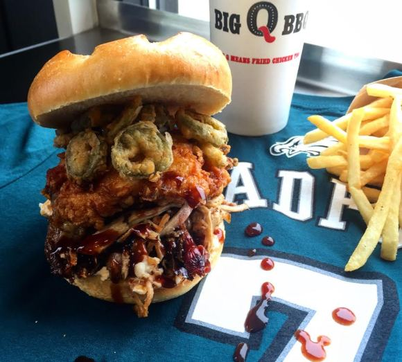 Big Q BBQ Introduces Sandwich For Eagles Fans Ready To Say Goodbye To QB Sam Bradford