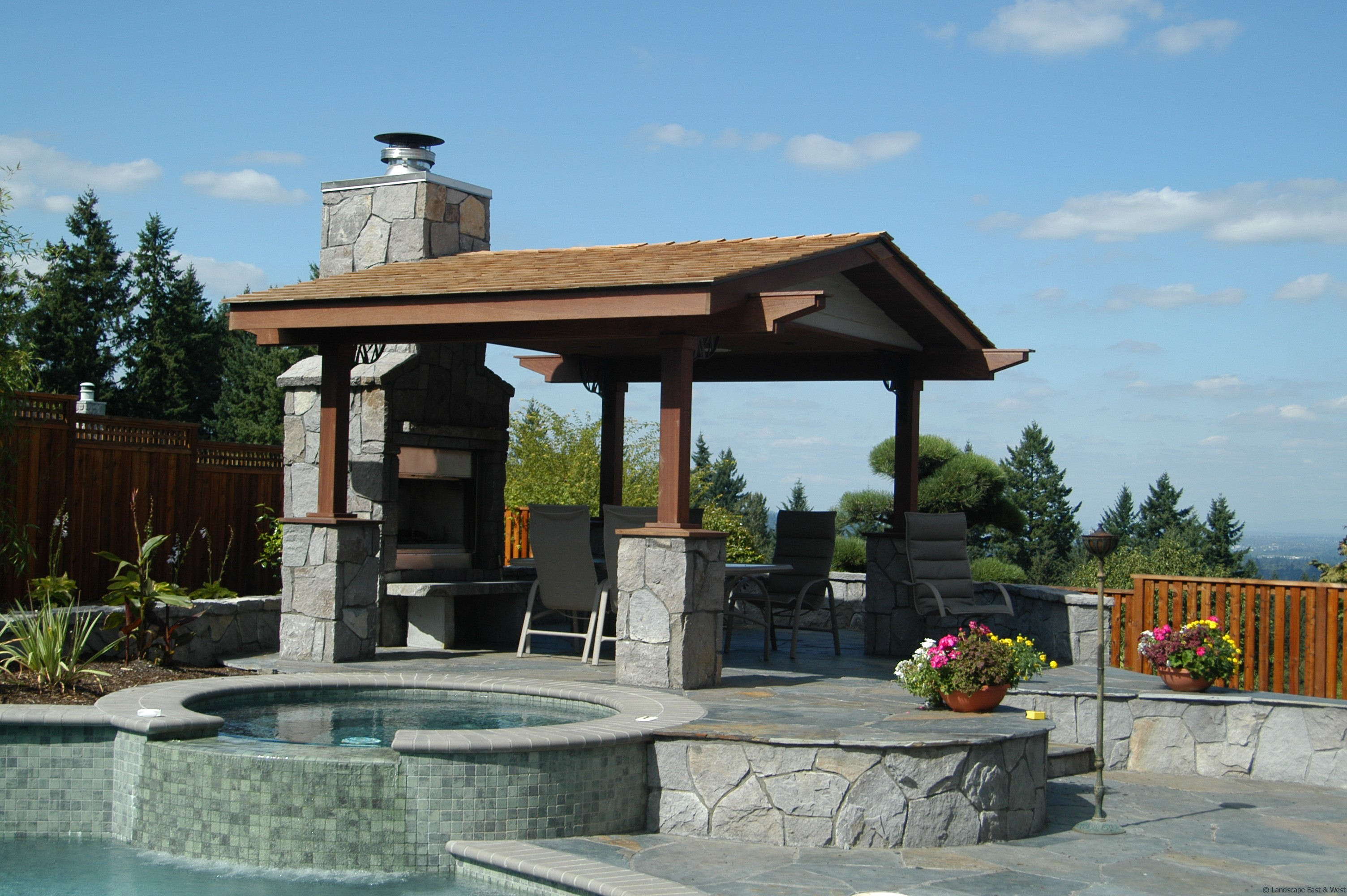 Pergola Designs Choosing The Right Covered Structure Or Pergola Design By Bjorn