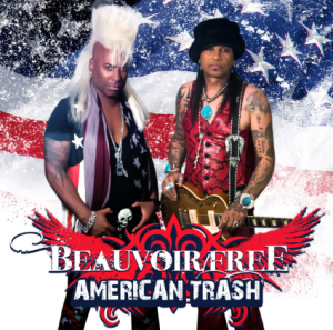 BEAUVOIR FREE - AMERICAN TRASH - 5 JUIN - FRONTIERS MUSIC