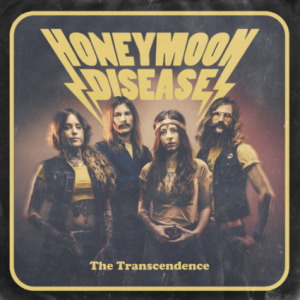 HONEYMOON DISEASE - THE TRANSCENDENCE - 20 NOVEMBRE - NAPALM RECORDS
