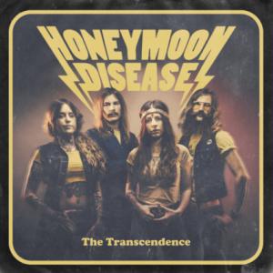 HONEYMOON DISEASE - THE TRANSCENDENCE - 20 NOVEMBRE - NAPALM RECORDS