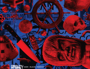 RADKEY - DARK BLACK MAKEUP - LITTLE MAN RECORDS - 23 OCTOBRE 2015