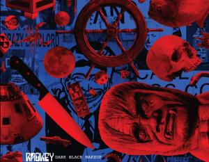 RADKEY - DARK BLACK MAKEUP - LITTLE MAN RECORDS - 23 OCTOBRE 2015