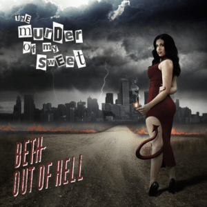 THE MURDER OF MY SWEET - BETH OUT OF HELL - 21 AOUT FRONTIERS