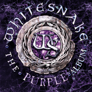 WHITESNAKE - THE PURPLE ALBUM - FRONTIERS MUSIC - 15 MAY