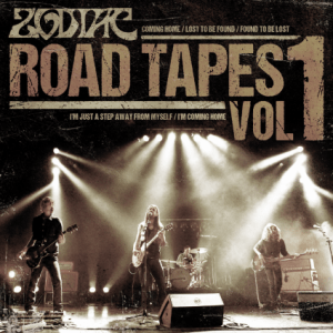 ZODIAC - ROAD TAPES VOL 1 - NAPALM RECORDS - 17 AVRIL