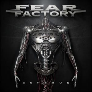 fear factory - genexus - 07 aout 2015