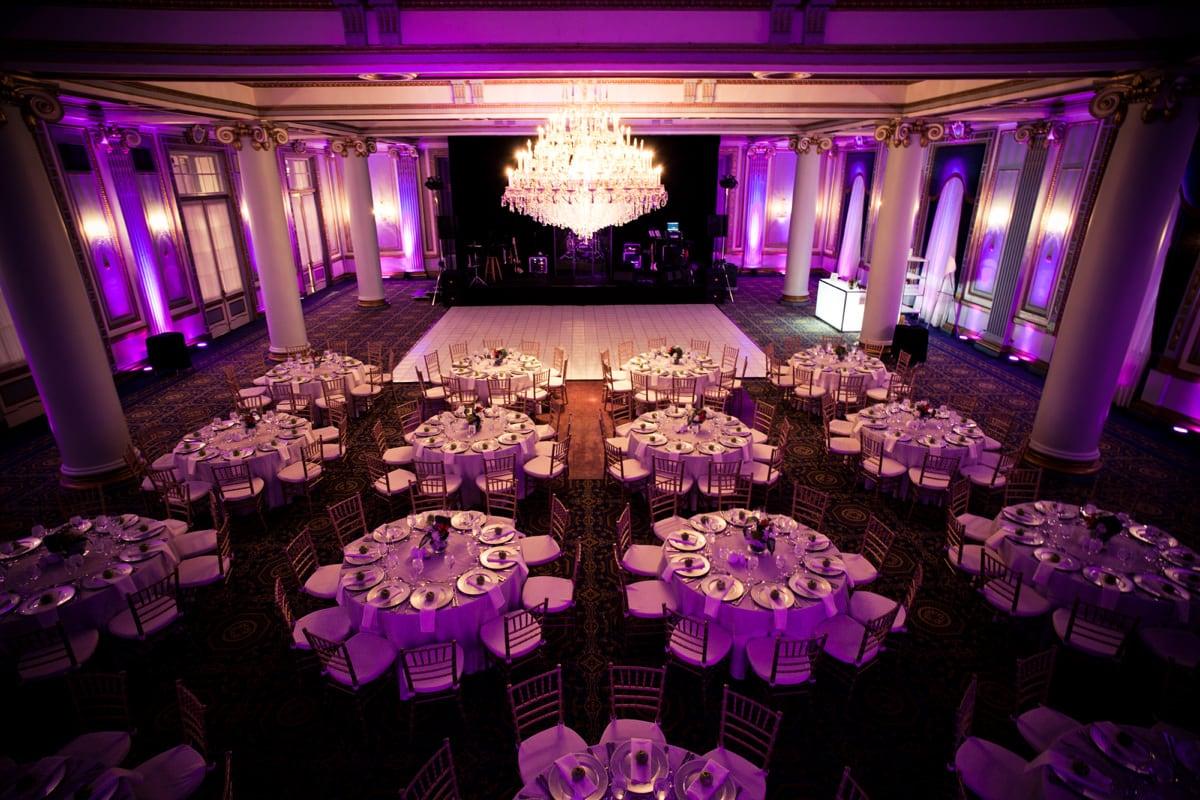 Versailles Ballroom Le Windsor Ballrooms Montreal