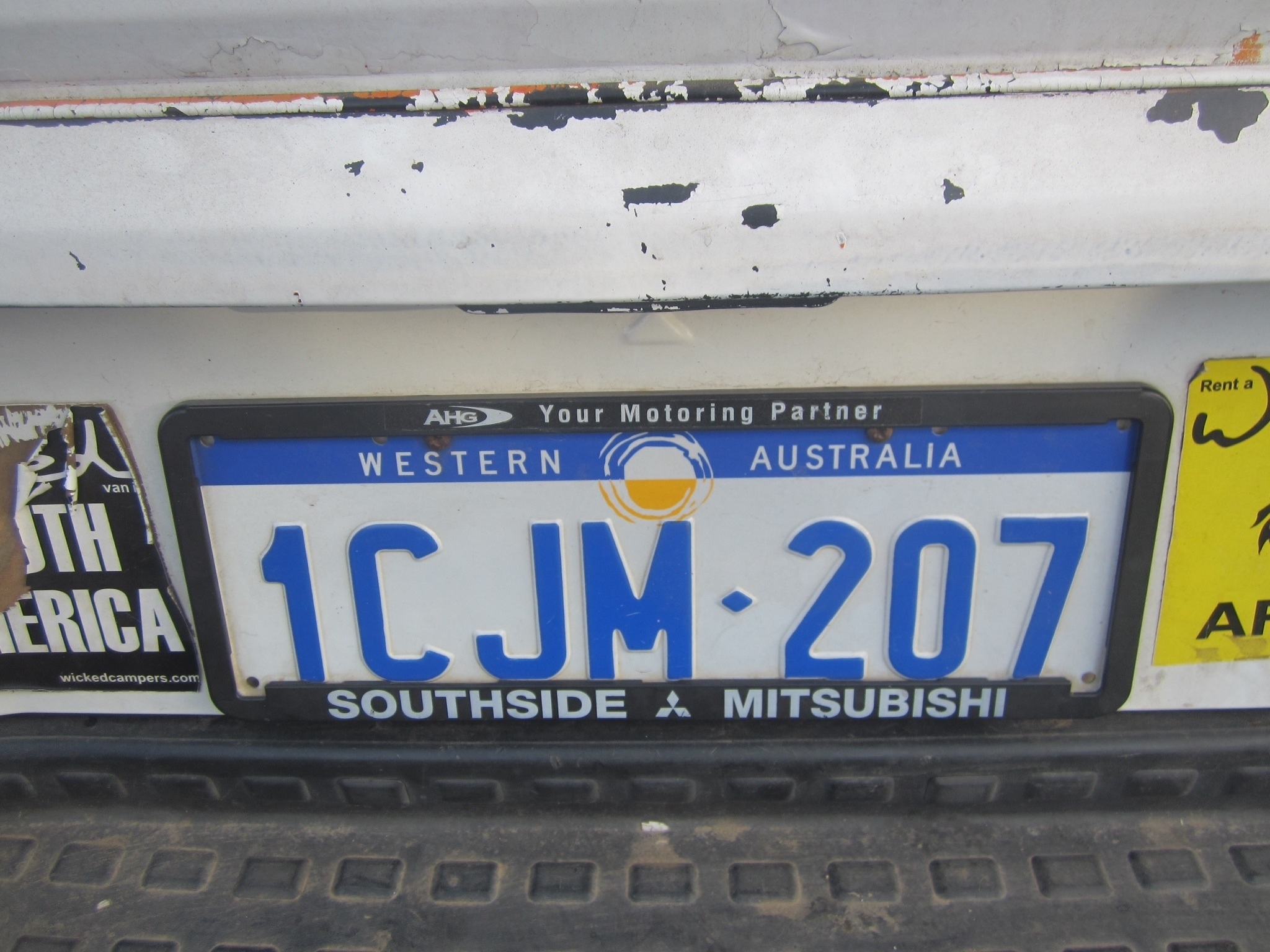 You Plate It Perth A Western Australia Number Plate Lewis The Lion