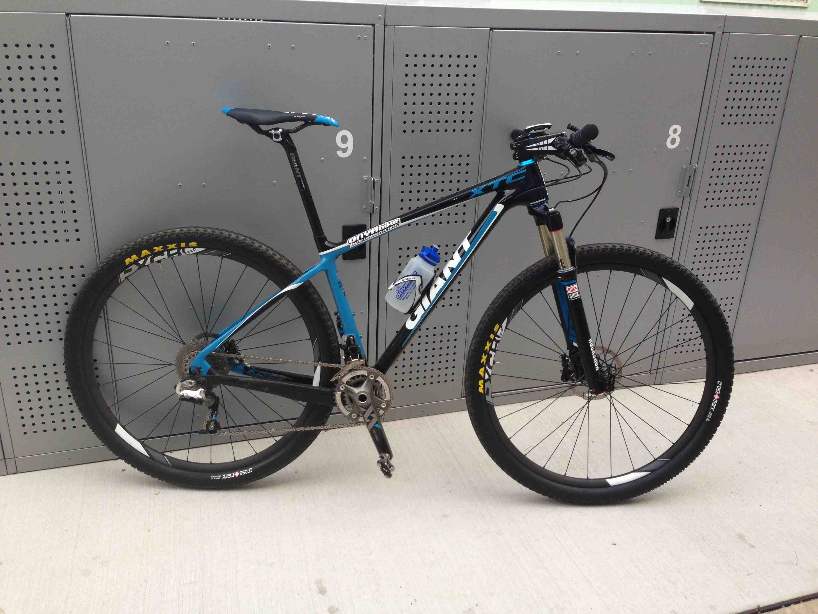 Cuadros 29er 2013 Xtc Advanced Sl 29er Onya Bike And Ride