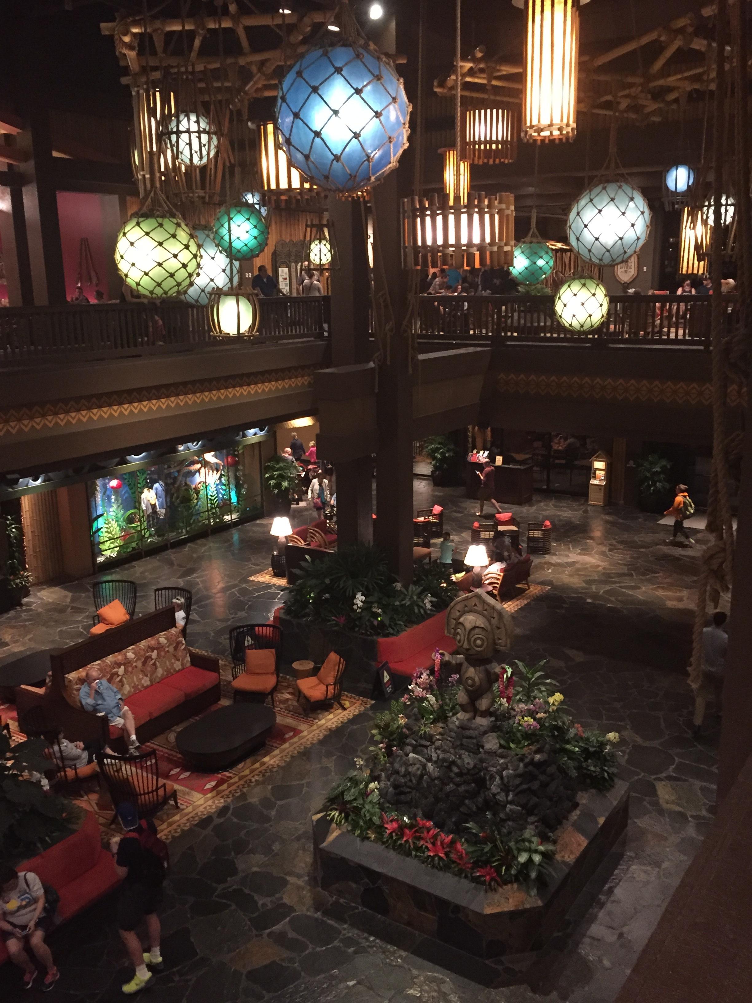 The Polynesian lobby