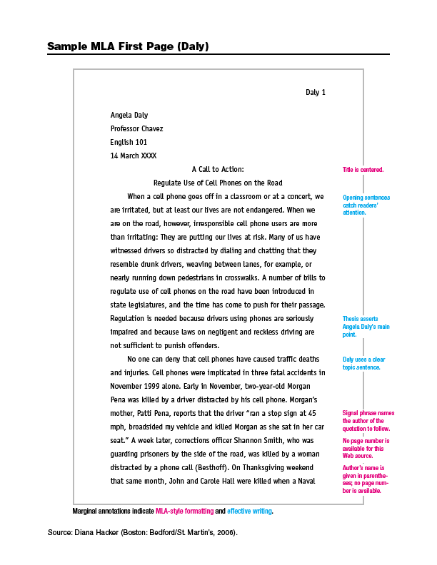 MLA Style Paper Template For Word With MLA Guidelines And Instructions How to Summarize  Quote  and Create Parenthetical Citations for Research MLA