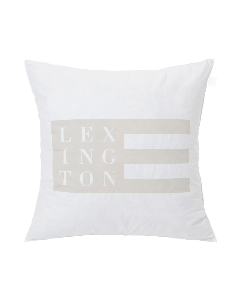 Dekokissen 50x50 Lexington Recycled Feather Pillow 50x50 Cm