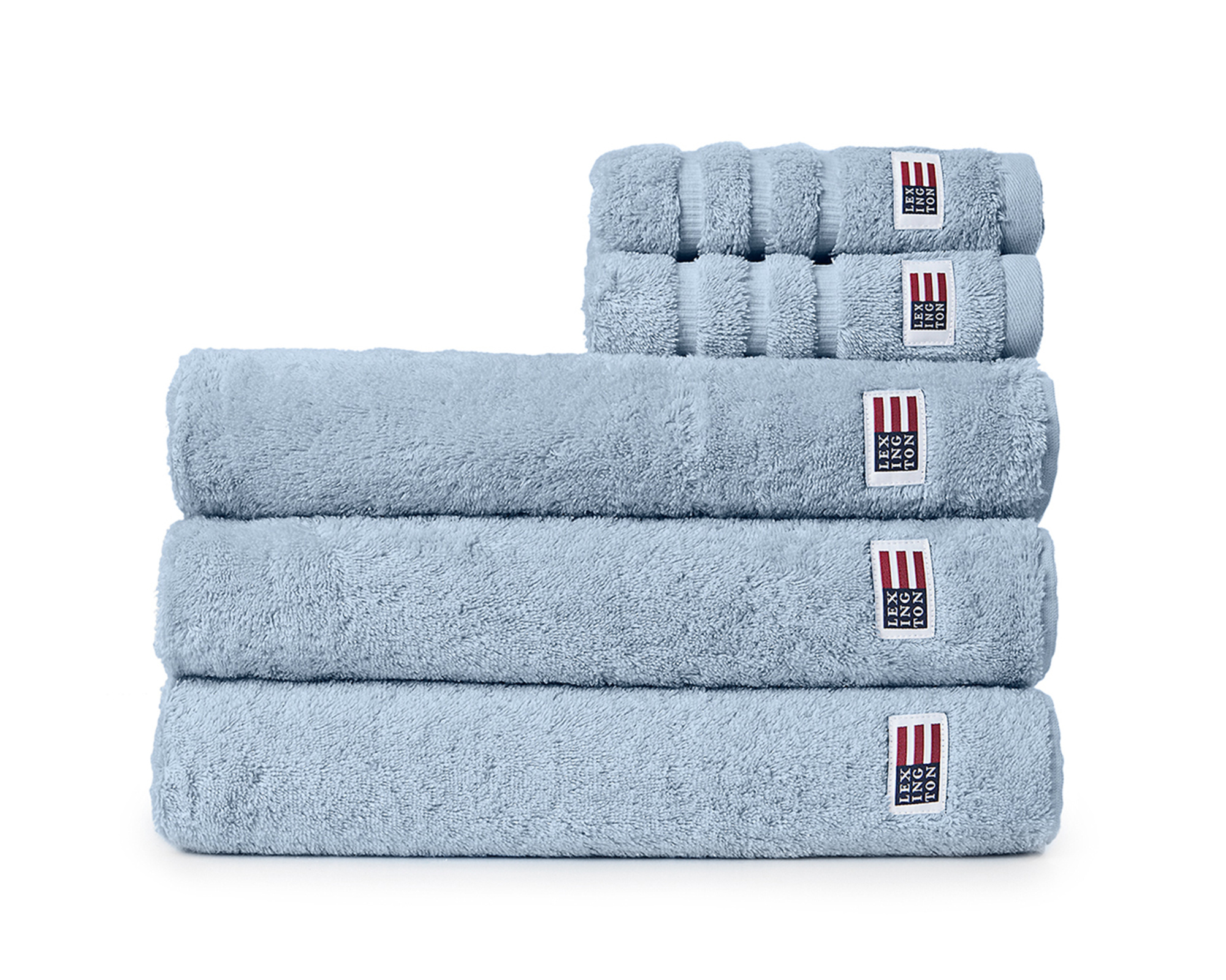 Chambray Bettwäsche Original Towel Chambray Blue