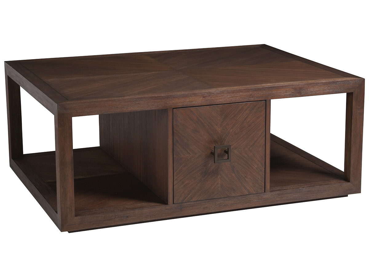 Credence Decorative Credence Rectangular Cocktail Table Lexington Home Brands