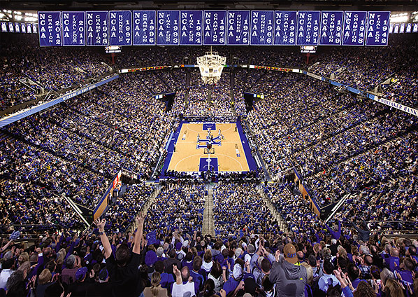 About Us Rupp Arena