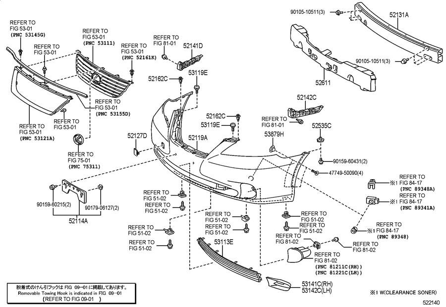 parts diagram 2007 lexus rx 350 wiring diagram
