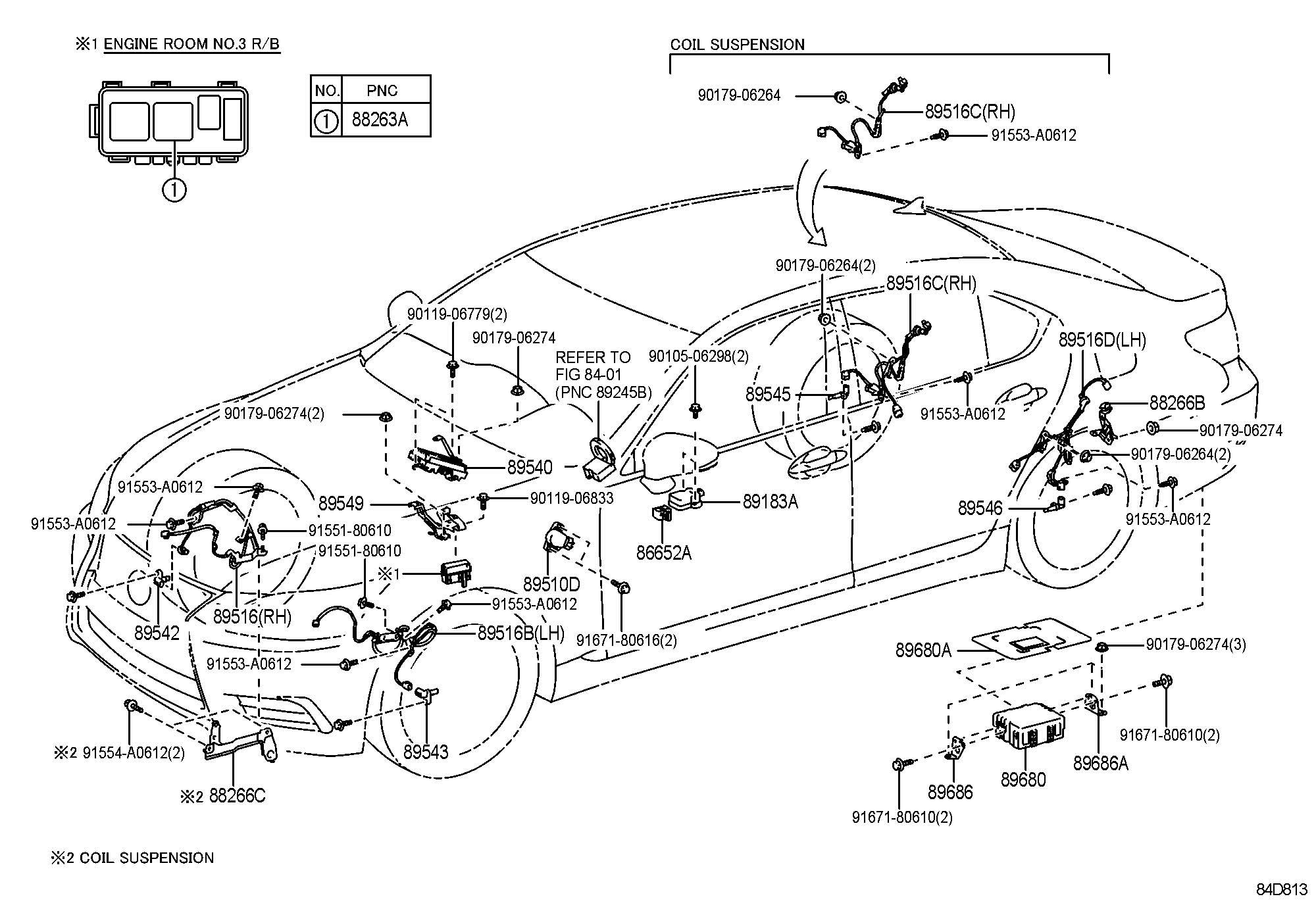 engine firing order diagram 2007 lexus is250