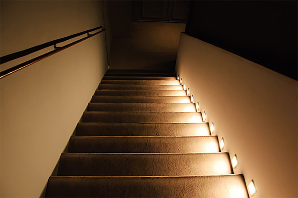 Wandleuchten Innen Flur Led Stair Step Light - Dongguan Leysun Light Co.,ltd