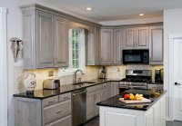 Gray Kitchens - Kitchen Cabinet Refacing | LFIKitchens