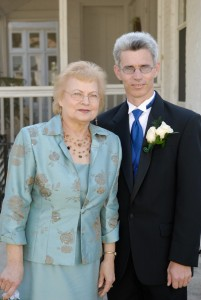robert and his mom