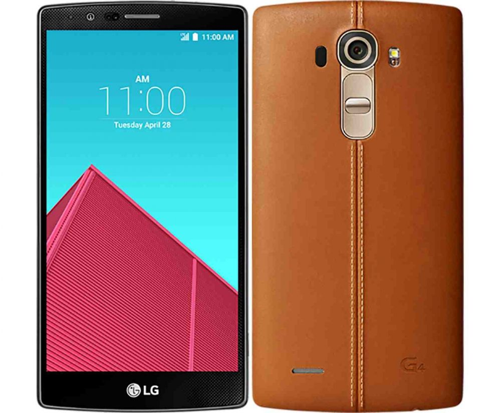 #2 in Our List of the Best LG Touchscreen Phones - LG G4