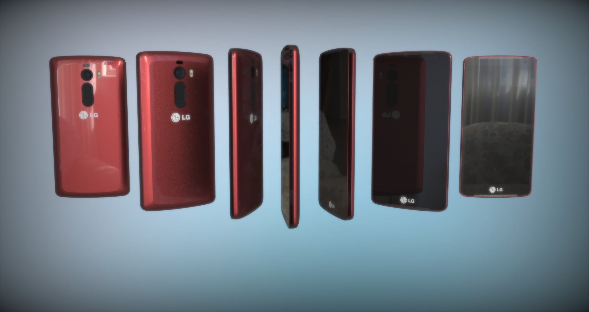 Best LG G4 Concept List - Front Facing Speaker Concept