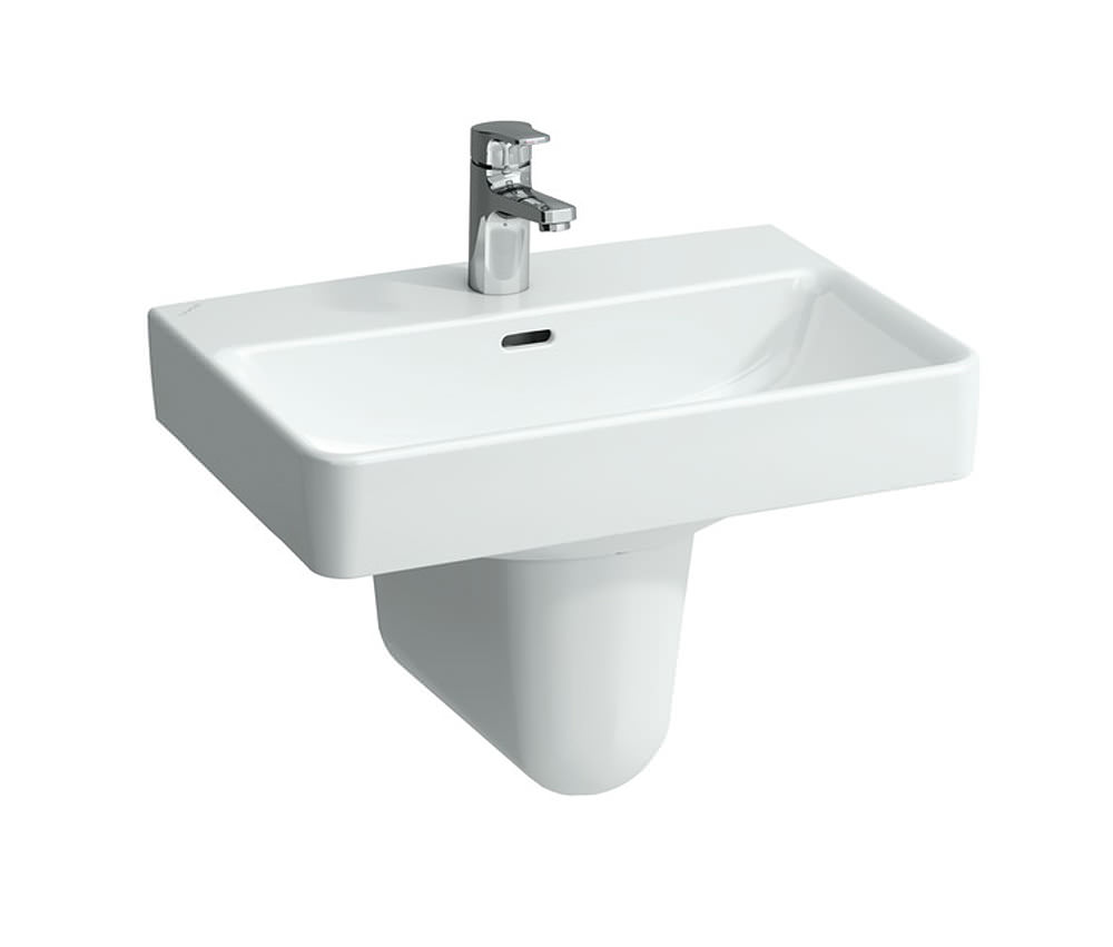 Duravit Waschtisch Vero Air 600 Mm Laufen Pro S 550 X 380mm Compact Basin With One Tap Hole