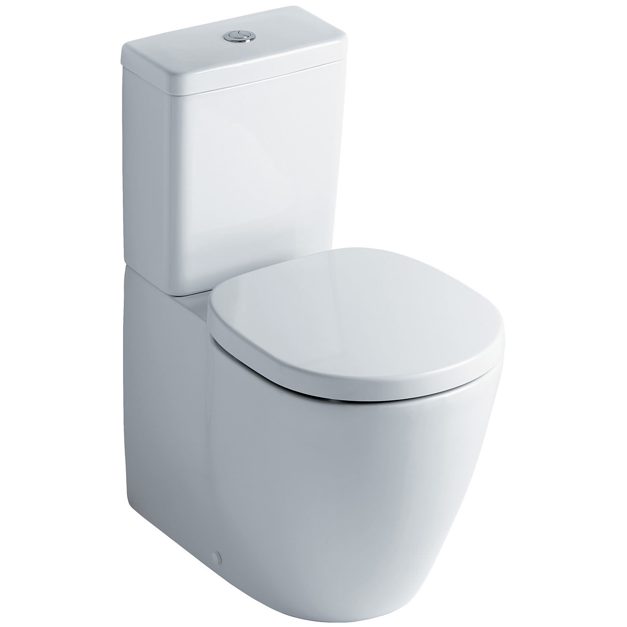 Wc Ideal Standard Ideal Standard Concept Cube Close Coupled Back-to-wall Wc Pan