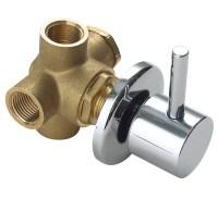 Shower Diverter Problems. Cost Estimate For Waste Overflow