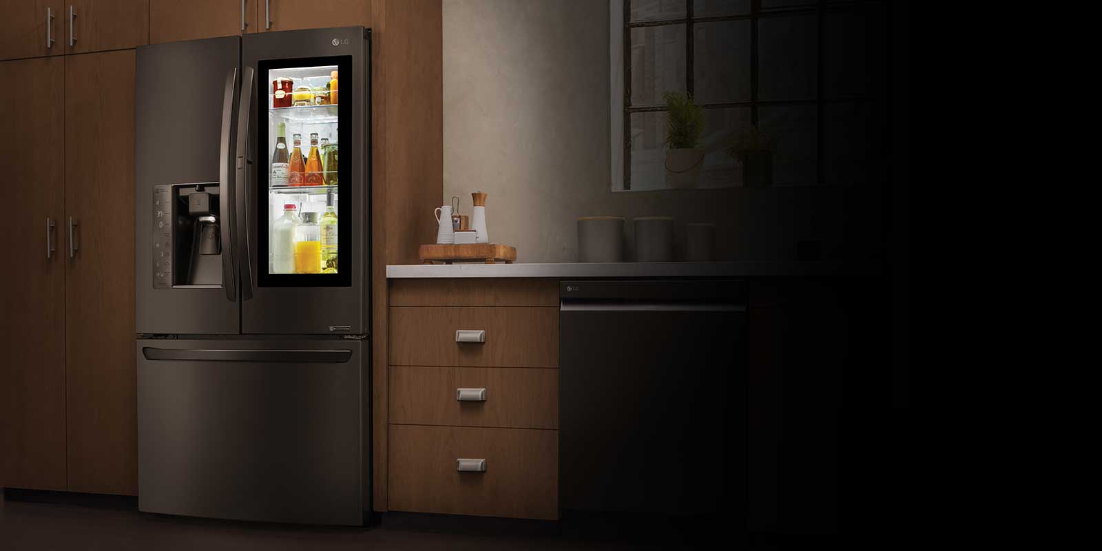 Fridges Canada Refrigerators Side By Side French Door Fridges Lg Canada