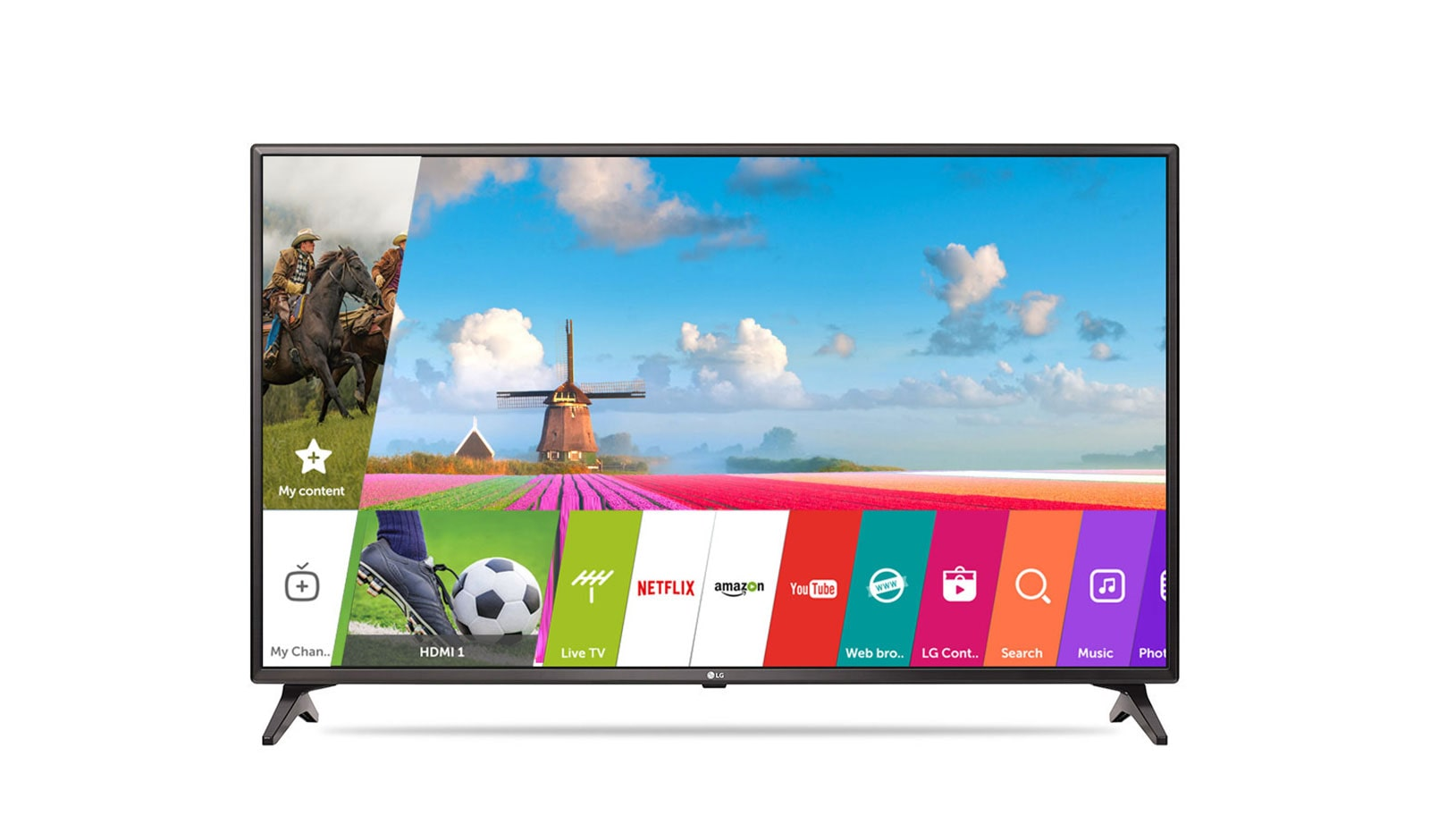 Tv Board 200 Cm Buy Lg 43lj554t Smart Led Tv With Webos Magic Remote