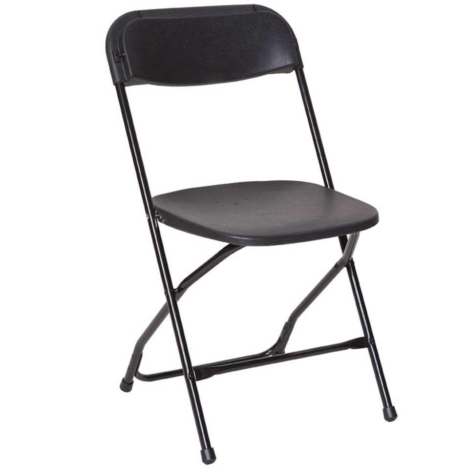 Chairs Folding Black Folding Chairs