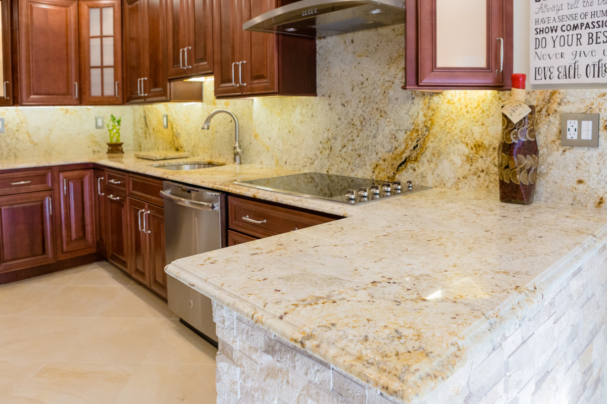 Granite Countertops Heat Damage How To Keep Your Stone Kitchen Countertops Damage Free Let S Get