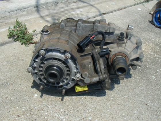 Camping Canadian Ignorance is Bliss - A Tale of a Transfer Case