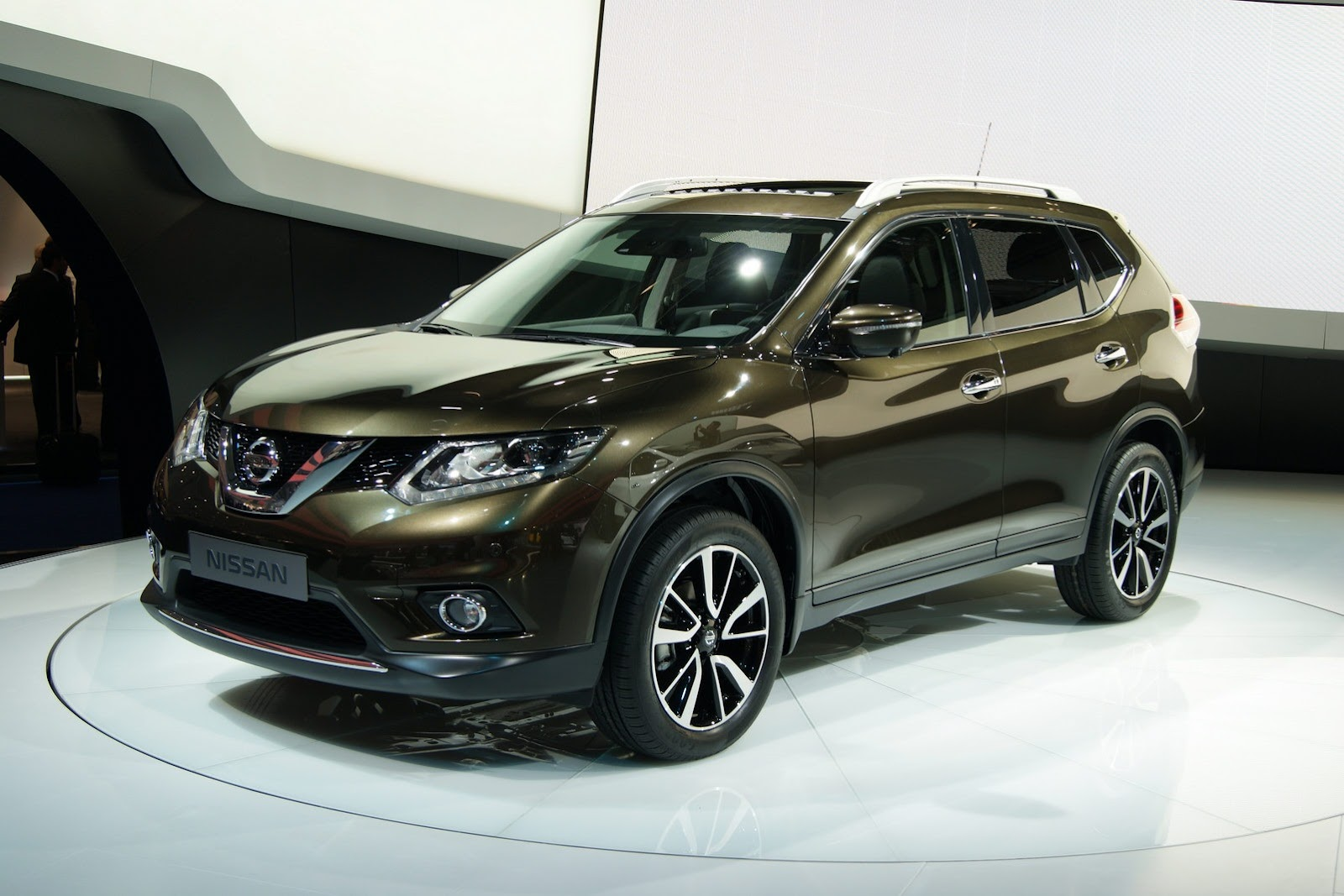 nissan x trail nismo 2014 autos hoy. Black Bedroom Furniture Sets. Home Design Ideas