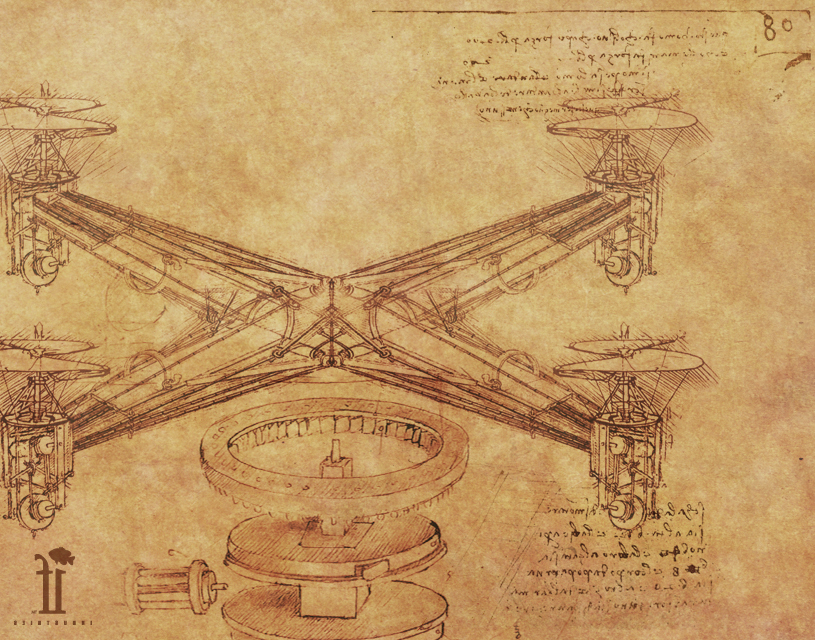 art,astronomy,creativity,drawing,notes,science,davinci Art - copy what is blueprint paper called