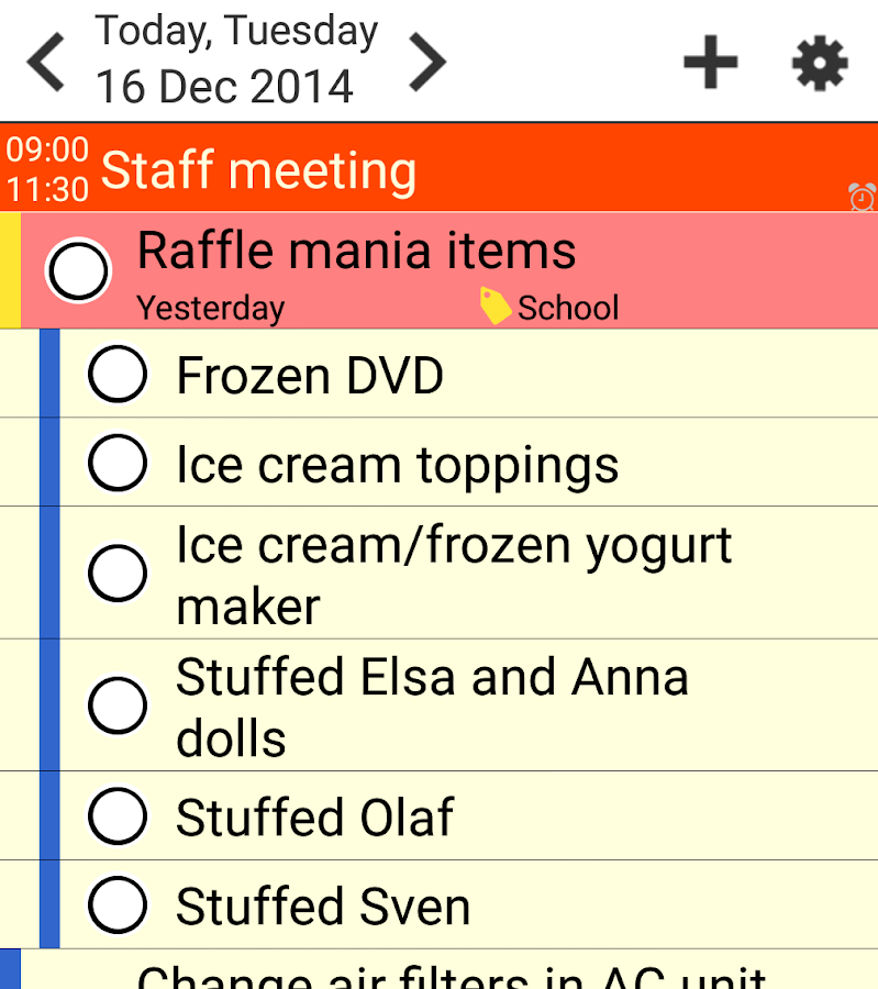 Events Calendar Pro Widget Shortcodes Overview The Informant Widget Android Apps On Google Play