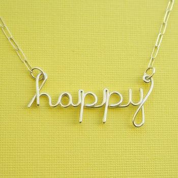 HappyNecklace