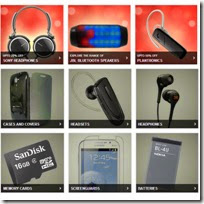Mobile-accessories offer buytoearn