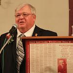2012 Bartelma Hall of Fame inductee Dean Hiscocks.