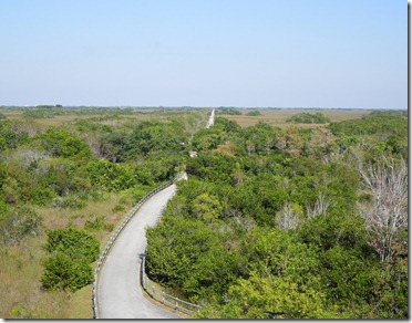 Shark Valley Bike Path