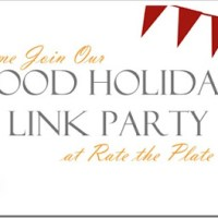 Food Holiday Link Party: National Peanut Month