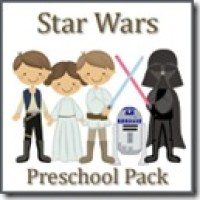 Star Wars Preschool Pack ~ Free Preschool Printables